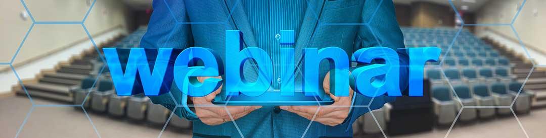 Webinar offerings of JBK Consulting